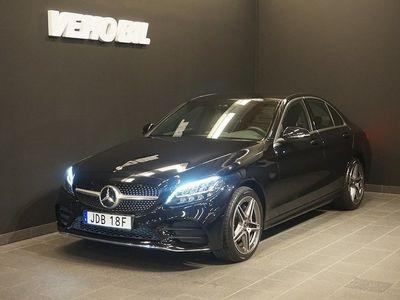 begagnad Mercedes C200 4-MATIC 9G-Tronic AMG