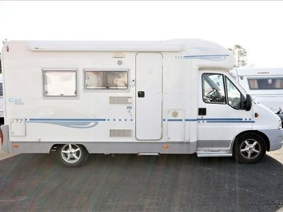 used Fiat Ducato 580 SP