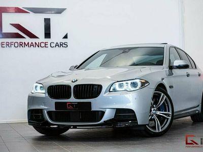 begagnad BMW ActiveHybrid 5 5L