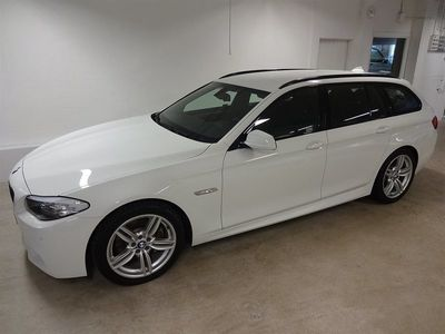 begagnad BMW 525 D xDrive M-Sport Navi/Drag