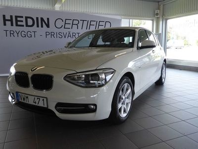 used BMW 116 116d Sport