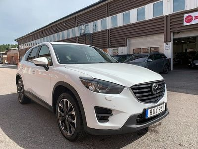 begagnad Mazda CX-5 2.2 AWD Automat 175hk Optimum EU6
