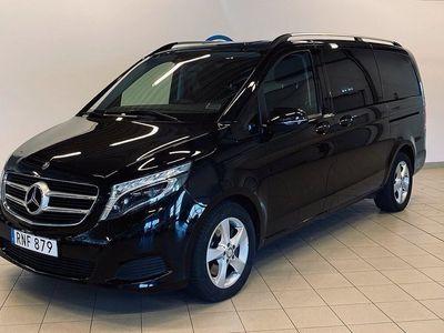 begagnad Mercedes V220 d 7G-Tronic Plus 7-sits 1