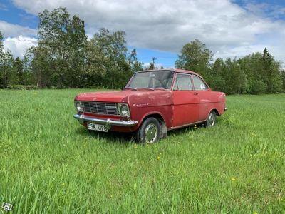 brugt Opel Kadett coupé