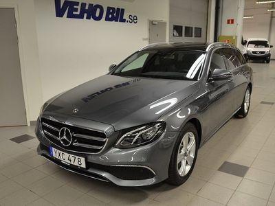 begagnad Mercedes E220 4Matic, Avantgarde, COMAND Online, Värmare