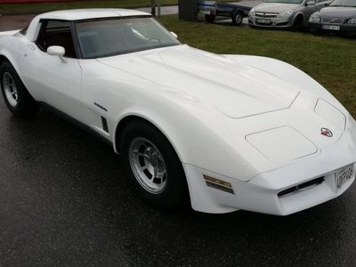 brugt Chevrolet Corvette Crossfire -82