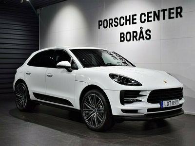 begagnad Porsche Macan Comfort / Trailer / Nordic