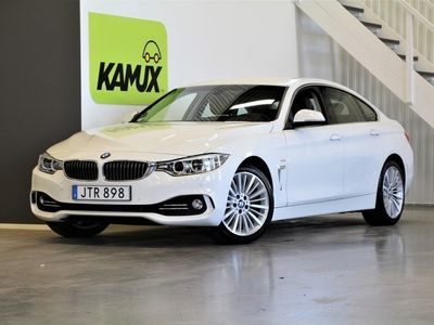 begagnad BMW 420 Gran Coupé d Luxury Line | Backkamera
