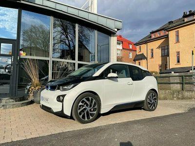 begagnad BMW i3 60 Ah REX Automat Comfort Advanced 170hk