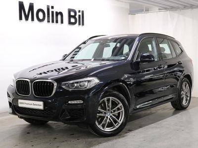 begagnad BMW X3 xDrive 20d / M-Sport / Navi / Drag