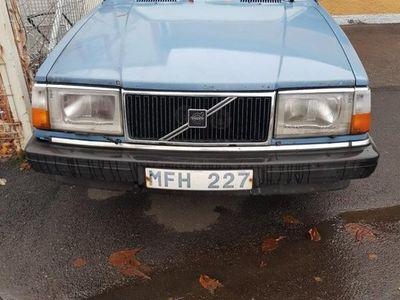 begagnad Volvo 240