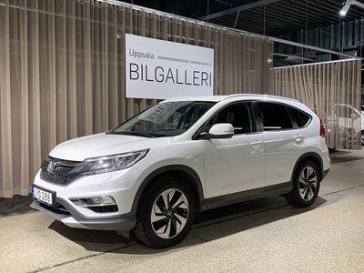 begagnad Honda CR-V SUV 1.6 160 hk i-DTEC 4WD Elegance V-hjul Drag Euro 6