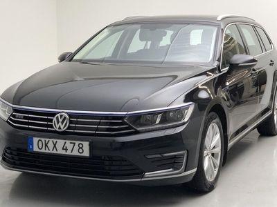 begagnad VW Passat Variant 1.4 Plug-in-Hybrid Sportscombi (218hk)