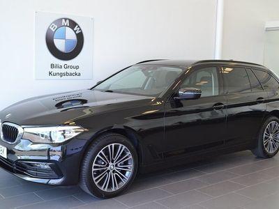 begagnad BMW 520 d xDrive Touring Aut   Drag   HiFi   Kupevärmare