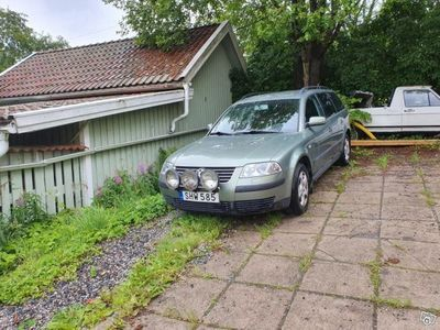 begagnad VW Passat 01 -01