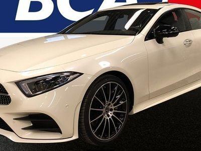 begagnad Mercedes CLS400 AMG 4MATIC Full utr