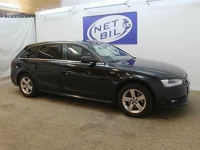 brugt Audi A4 2.0 TDI clean diesel Avant Aut Navi 150hk