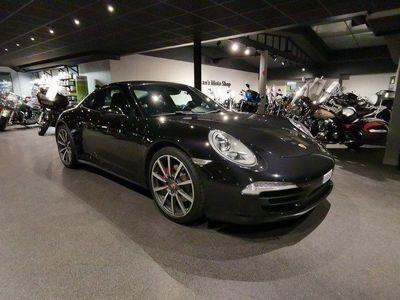 begagnad Porsche 911 Carrera 4S PDK Sport Chrono 400hk