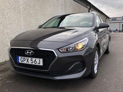 begagnad Hyundai i30 Kombi 1.4 T-GDi AUT-DCT Trend -19