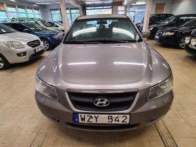 begagnad Hyundai Sonata 2.4 162hk