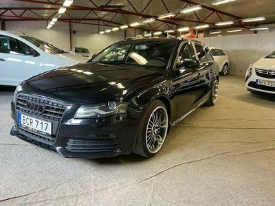 begagnad Audi A4 Avant 2.0 TDI DPF Multitronic Sport