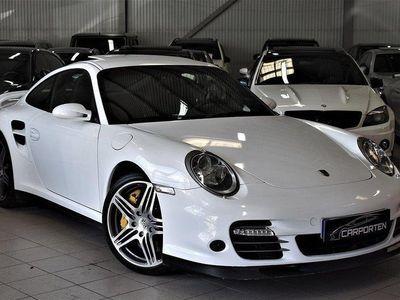 begagnad Porsche 997 Turbo / SPORT CHRONO KERAMISK