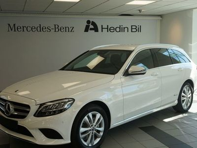 begagnad Mercedes C220 220 D 4MATIC KOMBI //DEMOBIL //