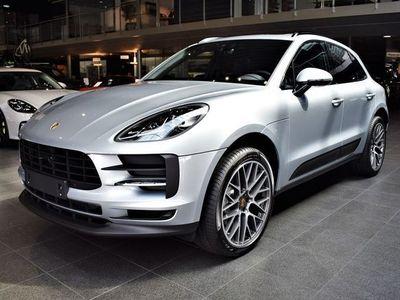 begagnad Porsche Macan Facelift