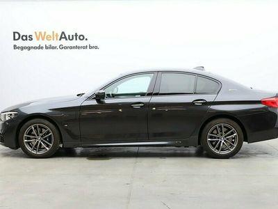 begagnad BMW 530 e iPerformance Sedan Plugin-Hybrid/M-Sport/Navi