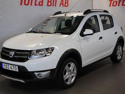 begagnad Dacia Sandero Stepway 90 Hk 4200 Mil
