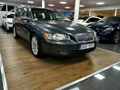 begagnad Volvo V70 2.4 Dynamic Edition 140hk