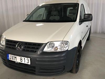 gebraucht VW Caddy Maxi SKÅP 2.0 Ecofuel Skåp (109hk)