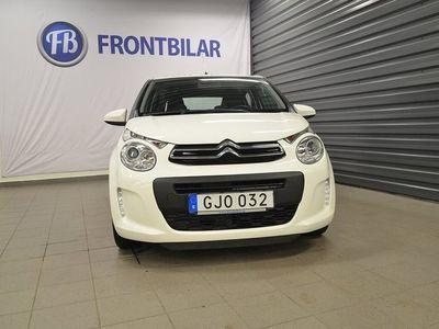 begagnad Citroën C1 5-dörrar 1.2 VTi 82hk Feel