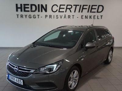 begagnad Opel Astra Sports Tourer 1.4 Enjoy Manuell, 125hk