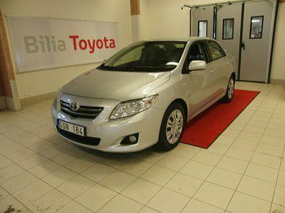begagnad Toyota Corolla Axio 2.0 D-4D Sedan