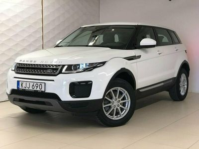 begagnad Land Rover Range Rover evoque TD4 (150 hk) Automat / 4WD
