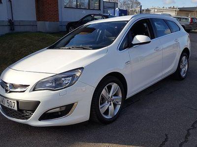 begagnad Opel Astra Sports Tourer 1.4 Turbo 140hk