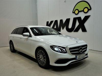 begagnad Mercedes E200 d