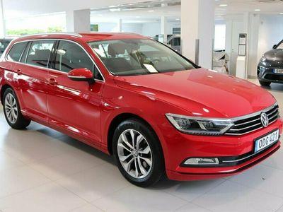 begagnad VW Passat 2.0 TDI 150HK AUT Executive Värmare / Drag / Nav