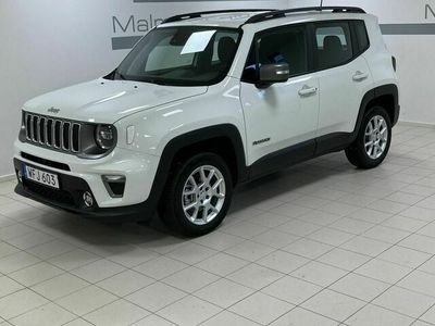 begagnad Jeep Renegade LIMITED 1.3 180 AT MY20