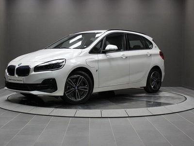 begagnad BMW 225 Active Tourer xe Model Sport Backkame