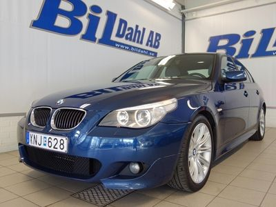 begagnad BMW 525 i M-Sport Manuell