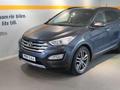 begagnad Hyundai Santa Fe 2.2 CRDi A6 4WD PremPlus5 2014, SUV 189 900 kr
