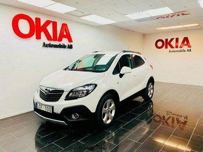 begagnad Opel Mokka 1.7 CDTI ecoFLEX 4x4 130hk / Läder / Drag