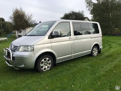 begagnad VW Multivan 2.5tdi DPF -07