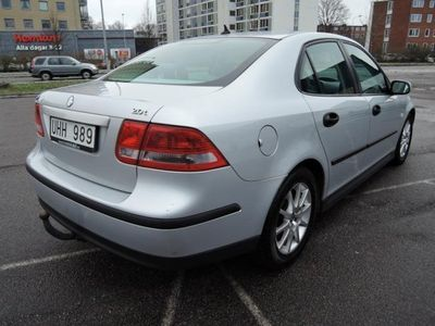 begagnad Saab 9-3 2.0t SportSedan / Automat / Ny Besik -03