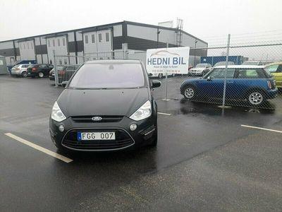 begagnad Ford S-MAX 2.0 TDCI Powershift 7-sits 140hk