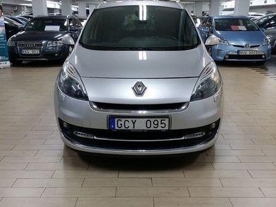 begagnad Renault Grand Scénic Scénic 1.5 dCi DCT ,GPS,Ny servad 2012, Kombi 59 900 kr