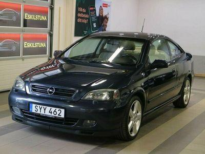begagnad Opel Astra Coupé 2.0 (192hk) Sport -Välvårdad