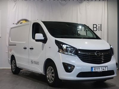 begagnad Opel Vivaro Skåp 1.6 125 L1H1 Holmgrens Editi -18
